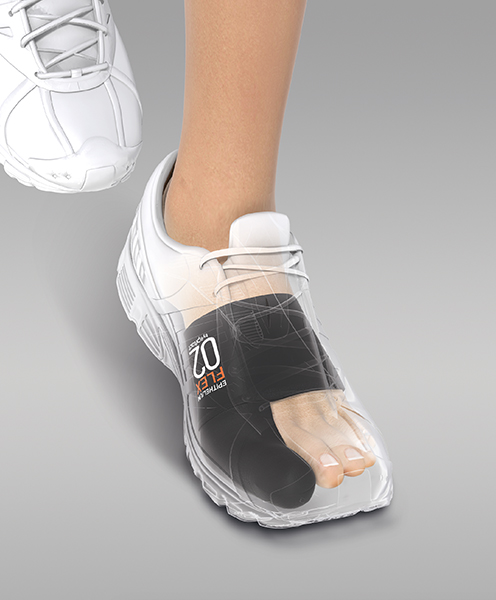 flexible bunion brace sport epitact