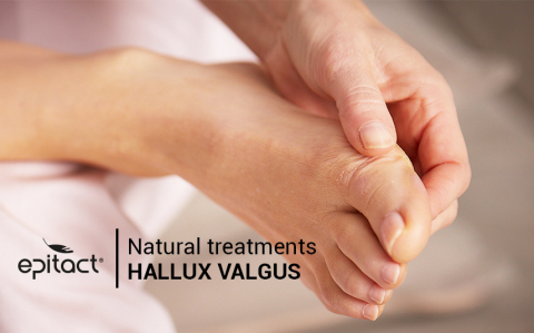 Hallux Valgus/Bunion & its Natural Treatments - Epitact